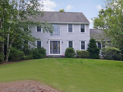 Mansfield Single Family Home For Sale: 45 Old North Tr
