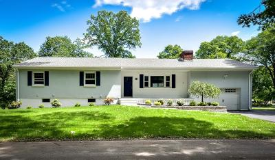 Natick Single Family Home For Sale: 12 Shady Oak Ln