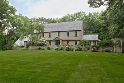 Sudbury Single Family Home For Sale: 27 Hopestill Brown Road