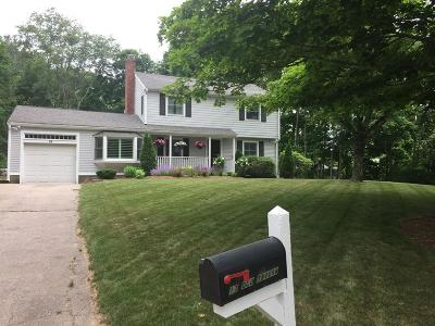 Wayland Single Family Home For Sale: 17 Old Tavern Road