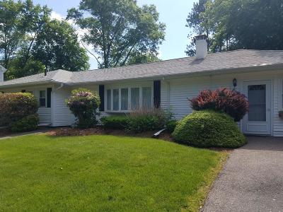 Natick Single Family Home For Sale: 6 Millbrook Rd