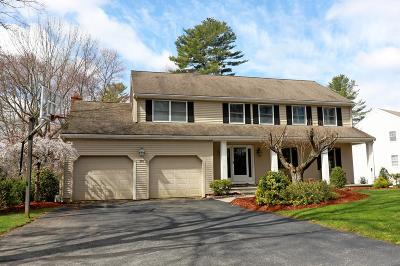Needham Single Family Home For Sale: 160 Standish Road