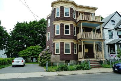 MA-Suffolk County Multi Family Home For Sale: 10 Chickatawbut St