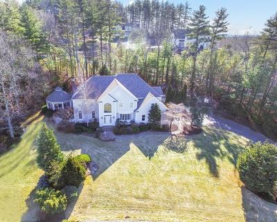 Sudbury Single Family Home Back On Market: 25 Wyman Dr