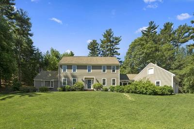 Duxbury Single Family Home For Sale: 10 Orchard Ln