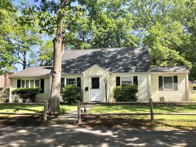 Natick Single Family Home For Sale: 3 Abbott Rd