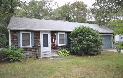 Single Family Home For Sale: 604 Quaker Rd