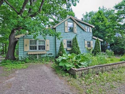 Revere Single Family Home Under Agreement: 156 Grandview