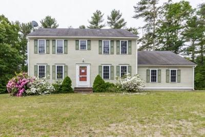 Wareham Single Family Home For Sale: 1 Hatchery Ln