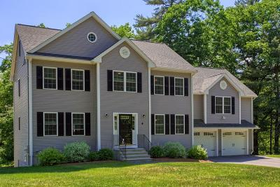 Billerica Single Family Home Under Agreement: 4 Dell Hollow Rd