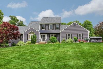 Marlborough Single Family Home Under Agreement: 244 Simpson Rd