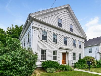 MA-Norfolk County Single Family Home For Sale: 193 Main Street