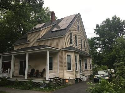 Lowell Single Family Home For Sale: 21 Norcross St