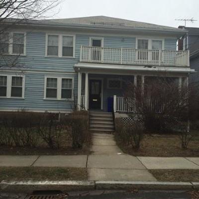Brookline Multi Family Home Under Agreement: 39-41 Verndale St