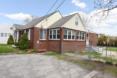 Wareham Single Family Home For Sale: 3 Wankinquoah Ave