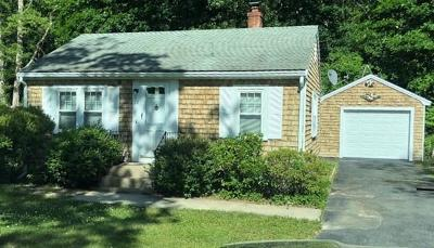 Bourne Single Family Home For Sale: 12 Ben Abbey Rd