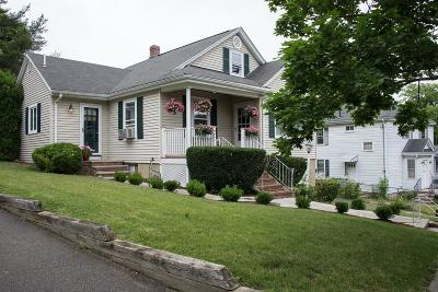 Peabody Single Family Home Under Agreement: 3 Fitz Road