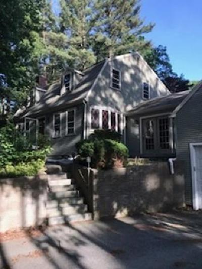 Hanover Single Family Home Under Agreement: 99 Meadowbrook Rd