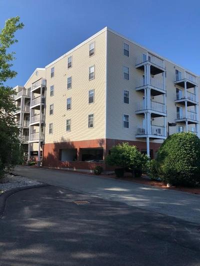 Quincy Condo/Townhouse New: 86 E Howard St #107
