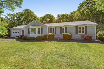 Barnstable Single Family Home Under Agreement: 366 Nottingham Dr
