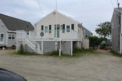 Scituate Single Family Home For Sale: 10 Franklin St