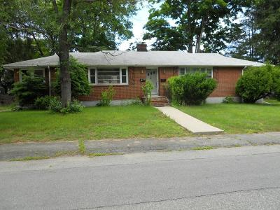 Randolph Condo/Townhouse Contingent: 29 Nelson Dr #A