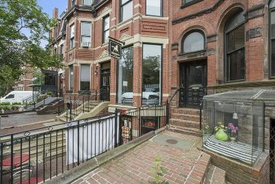 Commercial For Sale: 246 Newbury Street