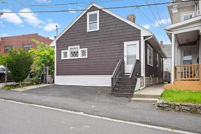Stoneham Single Family Home Contingent: 6 Hersam St