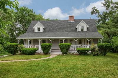 Andover Single Family Home Under Agreement: 10 Pettingell Ave
