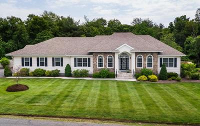 Wilbraham Single Family Home For Sale: 281 Three Rivers Road