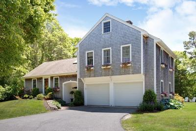 Bourne Single Family Home New: 7 Back River Rd #B