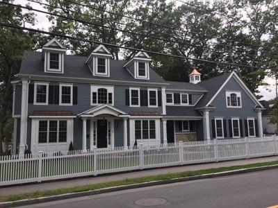 Needham Single Family Home For Sale: 30 School St