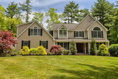 Middleton Single Family Home Under Agreement: 182 Boston St