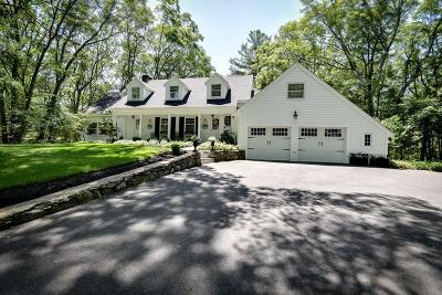 Sherborn Single Family Home For Sale: 5 Whitney St