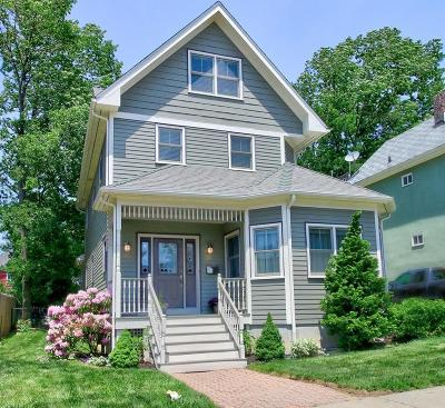 MA-Suffolk County Single Family Home For Sale: 16 Pierce Ave