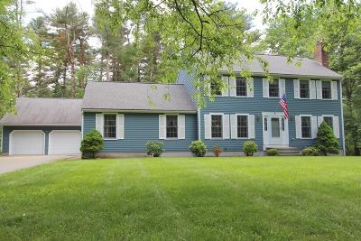 Mansfield Single Family Home For Sale: 98 South St