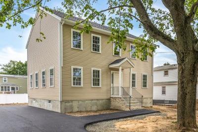 Saugus MA Single Family Home For Sale: $599,000