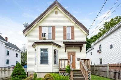 Saugus Single Family Home Under Agreement: 195 Winter St