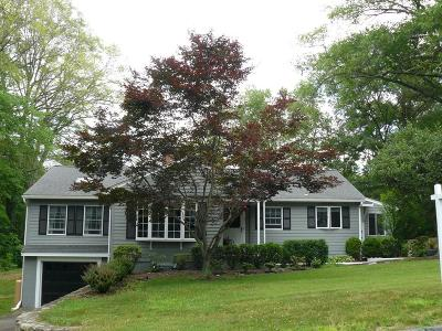 Holliston Single Family Home New: 3 Byron Rd