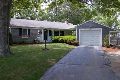 Barnstable Single Family Home For Sale: 5 Castlewood Circle