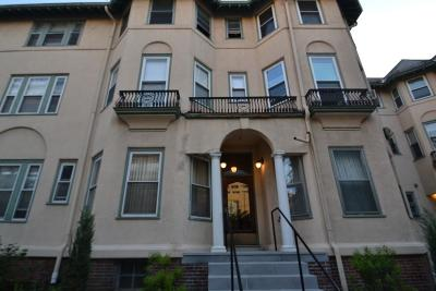 Cambridge Condo/Townhouse Under Agreement: 1617 -1619 Massachusetts Avenue #21