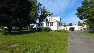 West Bridgewater Multi Family Home For Sale: 53 N Main St