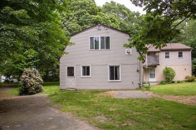 Bridgewater Single Family Home Under Agreement: 2115 Pleasant St