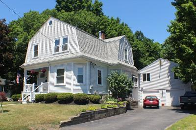 Randolph Single Family Home Under Agreement: 87 West St