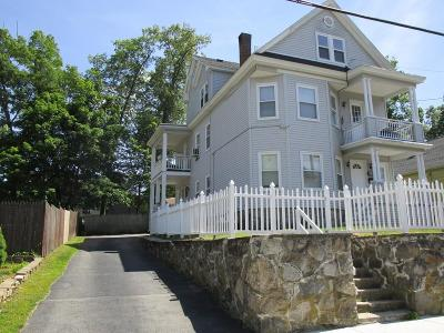 Methuen Multi Family Home Under Agreement: 214-216 Oakland Ave