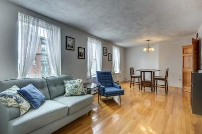 Condo/Townhouse Under Agreement: 16 North Square #4