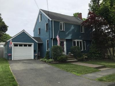 Beverly Single Family Home Under Agreement: 11 Sylvan Rd
