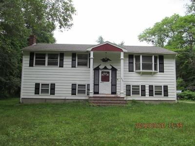 Hanson Single Family Home For Sale: 370 Franklin