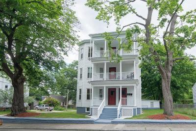 Attleboro Multi Family Home Under Agreement: 51-53 John St