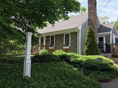 Mattapoisett MA Single Family Home New: $398,000